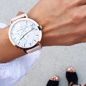 Christian Paul Bondi Marble Watch